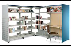 Biblioteksreol - Reska reolen