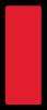Gavlplade til enkeltsøjle reol 1200×300mm, sprøjtlakeret