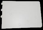 Konsol for DVD/Videohylde/Paperbackhylde Højre