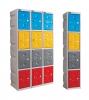 Ultrabox + plasticskabe med 4 Låger